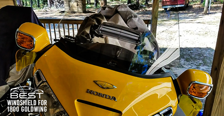 Best Windshield for 1800 Goldwing