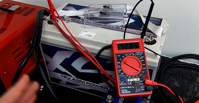 Determining the charge time for your Car Battery