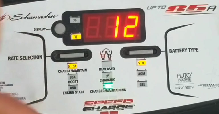 How Long It Takes For Charging At 2 Amps