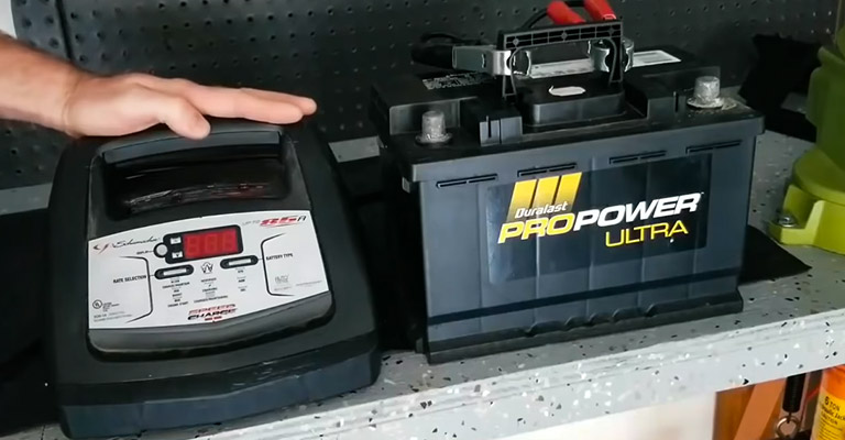 How Long Should it Take to Charge a Car Battery