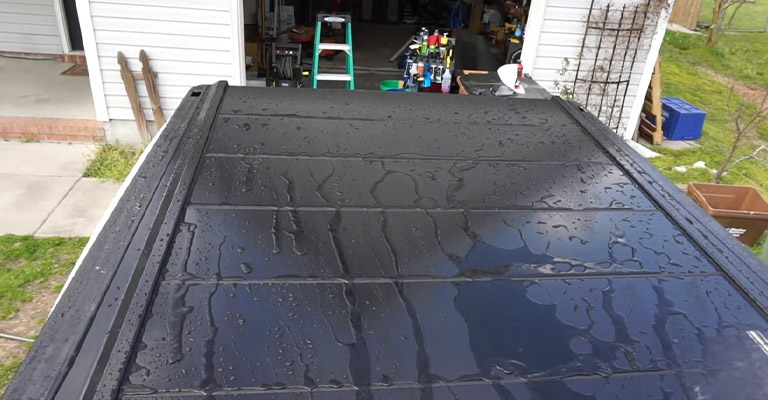 Are tonneau covers waterproof?