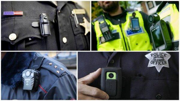 Инспектору ГАИ можно не давать права, если у него нет нательной камеры
