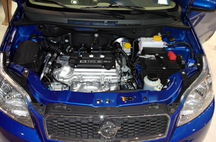 Chevrolet Nexia R3 - Двигатель L2C