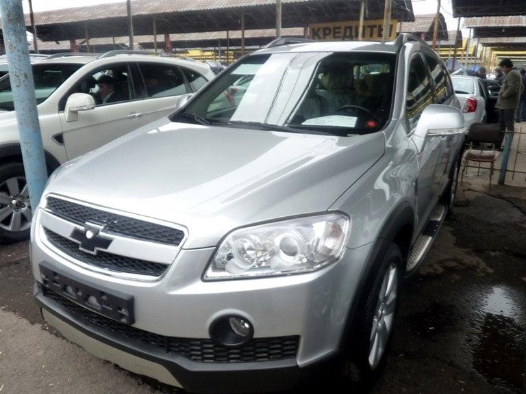 Chevrolet Captiva, год выпуска: 2010; Пробег: 90 000 км.Цена: 106 600 000 сумов.