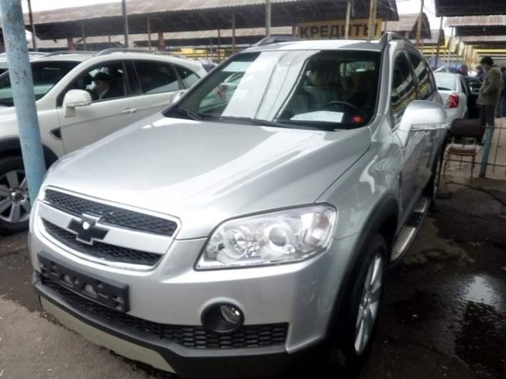 Chevrolet Captiva, год выпуска: 2010; Пробег: 90 000 км.<br />Цена: 106 600 000 сумов.