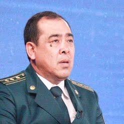 Начальник УБДД ГУВД Ташкента, полковник Барат Маменов