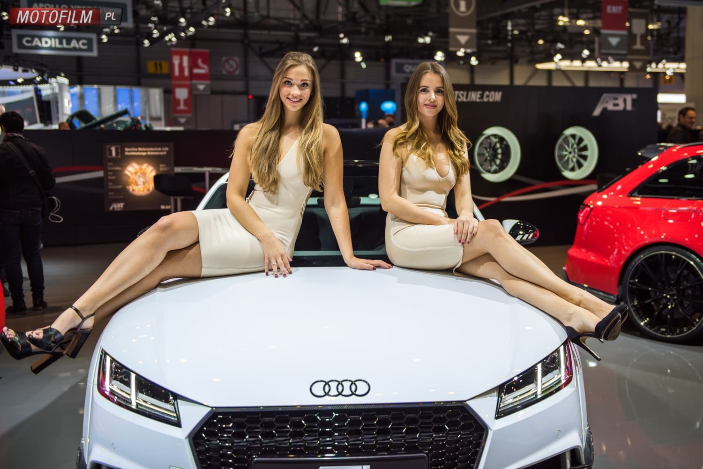 Растаможка в Узбекистане для дорогих авто Luxury motor show girls