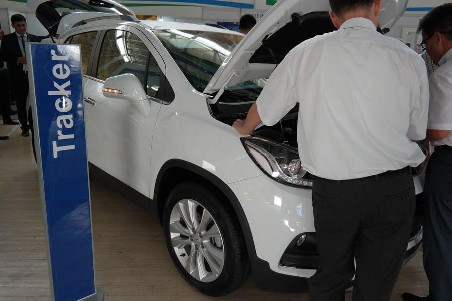 Chevrolet-Tracker-uzbekistan
