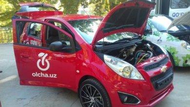В Ташкенте показали электромобили Spark (фото и видео)