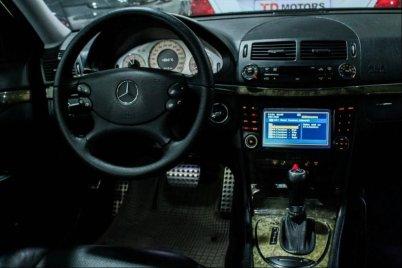 Mercedes-Benz W211 E200 Kompressor / 2007 год / пробег: 204,697 км / цена: 23,000$