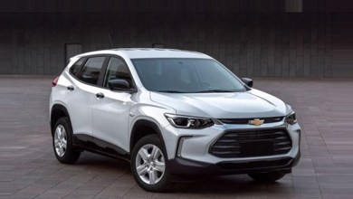 Новый Chevrolet Tracker 2019 GM Uzbekistan Trax