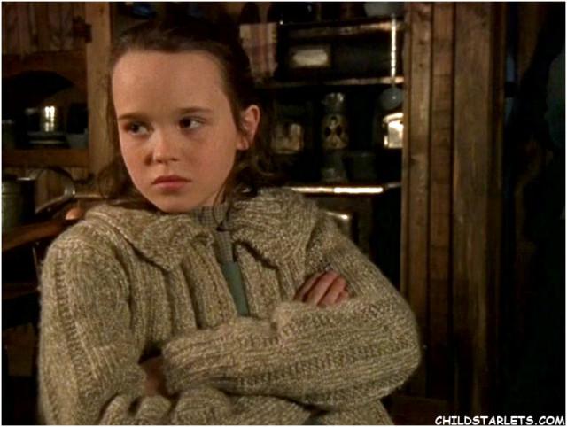 """Ellen Page in """"Pit Pony"""""""