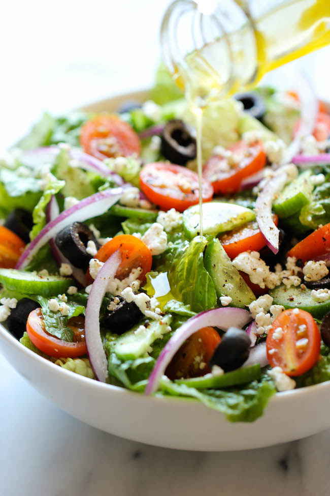 100 Leafy Salad Recipes That Arent Just For Silly Wabbits