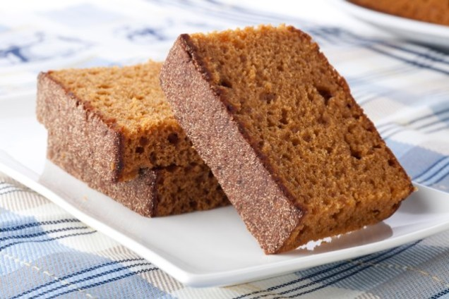 Dutch breakfast cake, often spiced with cloves cnnamon and nutmeg.