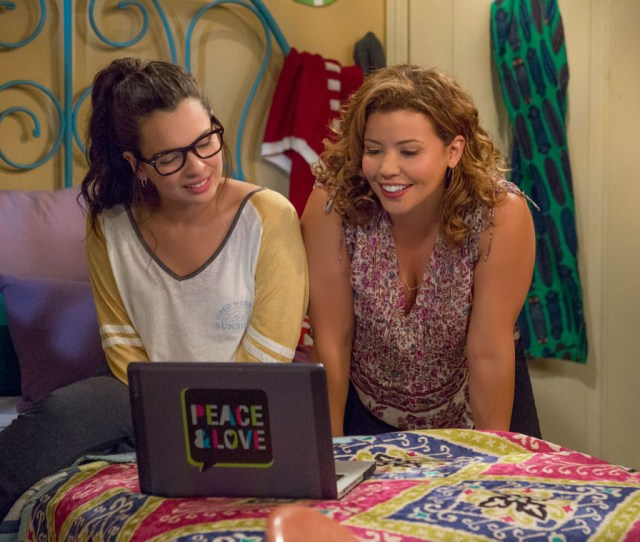 Show With The Most Enthusiasm Possible Because Its Really Funny Really Cute And One Of The Main Characters Is A Latina Lesbian Feminist Who Comes
