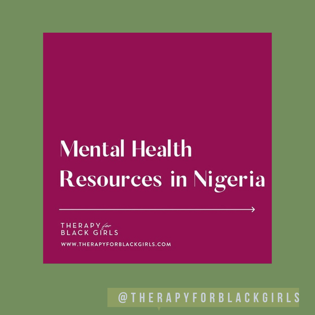 Here are some helpful resources from @mentallyawareng & @standtoendrape for anyone who may need mental health support during this time. #EndSARS