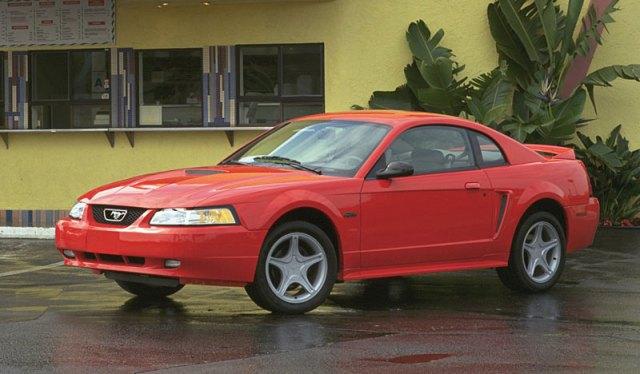 55 años del Ford Mustang