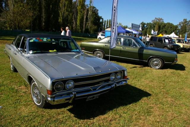El Ford Fairlane cumplió 50 años en Argentina.