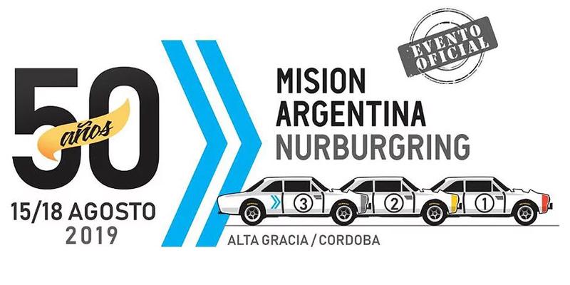 Festejos por los 50 años de la Misión Argentina