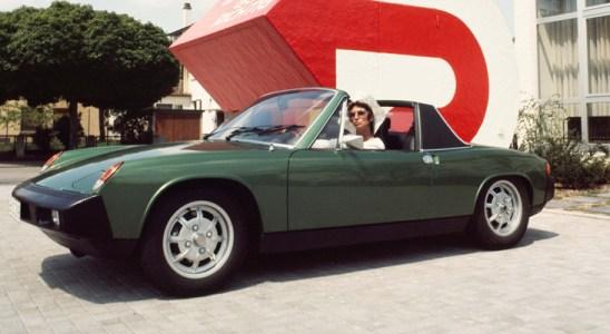 Cincuenta años del Porsche 914