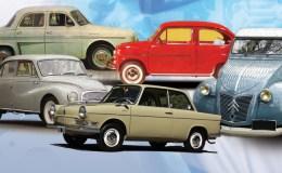 Seminario autos chicos y económicos en Argentina en las décadas del 60 y 70