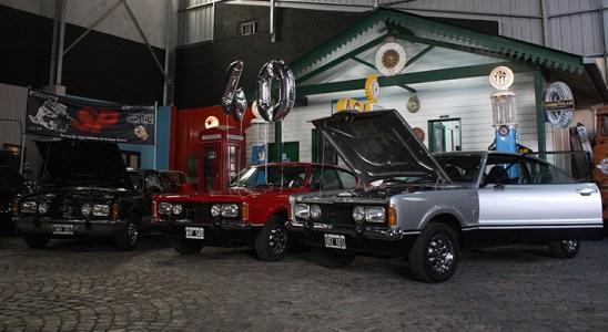 40 aniversario del Taunus GT SP