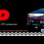 Festejos por los 40 años del Taunus GT SP