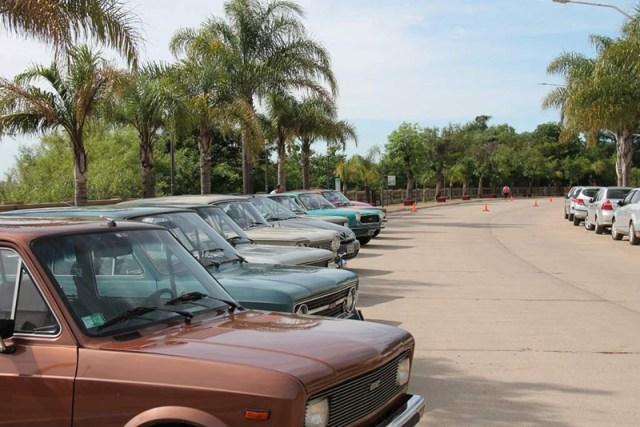 Rally Aniversario Club Fiat Clásicos Argentina.