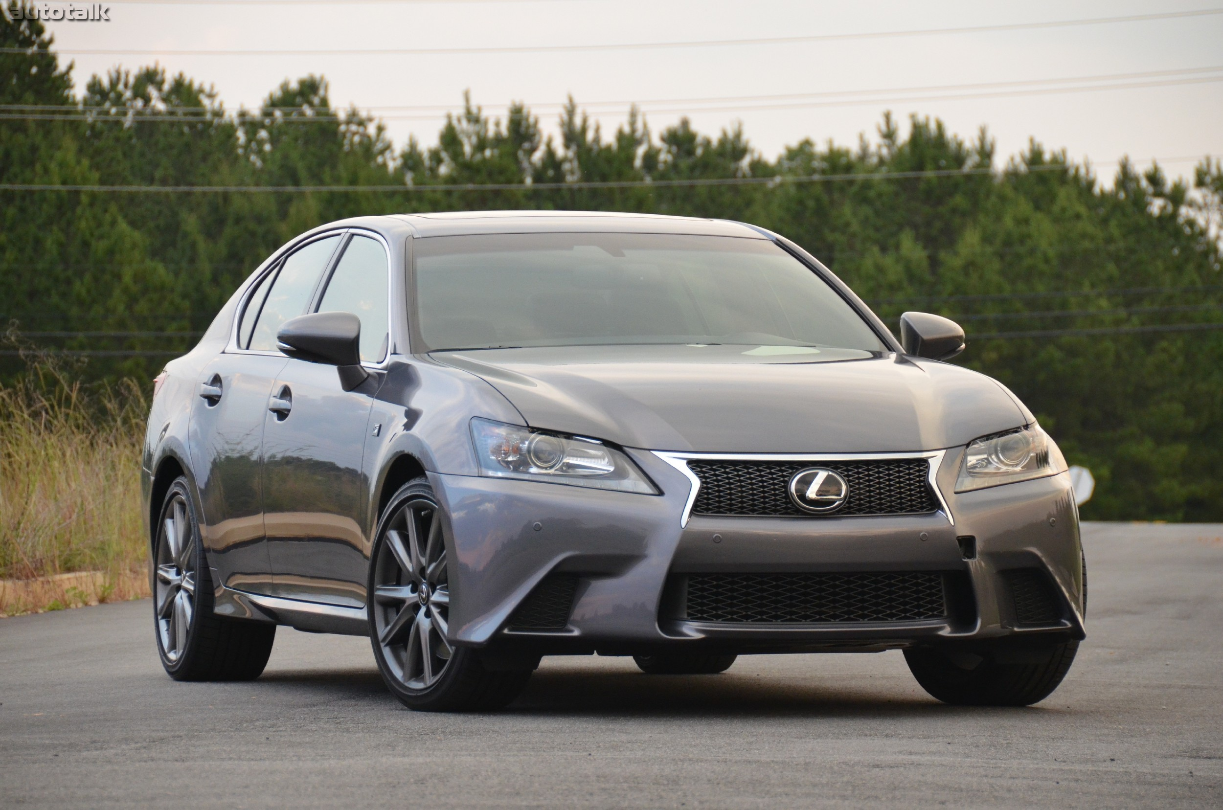 2013 Lexus GS 350 F Sport Review • AutoTalk