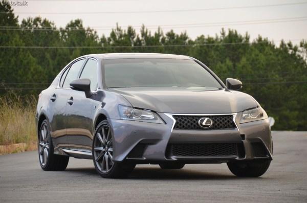 2013 Lexus GS 350 FSport Review AutoTalk