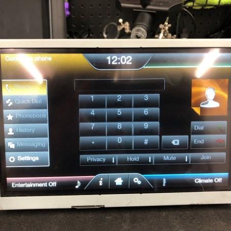 Sync-2-touch-screen-display-auto-technology-repair-mesa-az