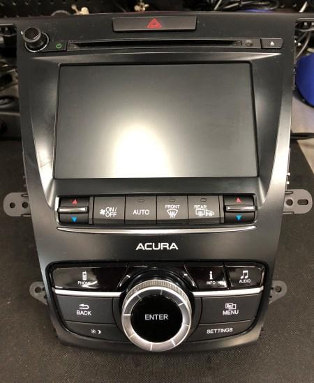 honda-acura-navigation-touch-screen-repair-auto-technology-repair-mesa-az