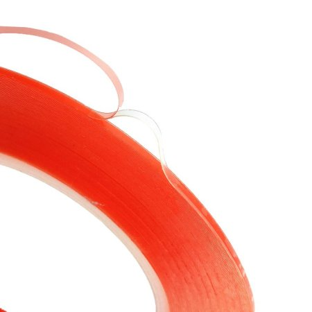 Photo of 25 meter roll of 2mm double sided tape — touch screen digitizer tape