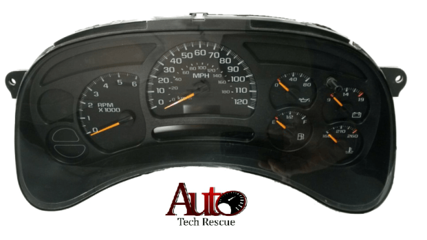 Chevy Silverado Instrument Cluster Repair