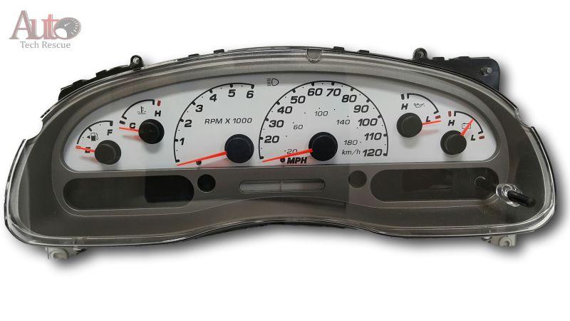 Ford Explorer Sport Trac Speedometer Repair