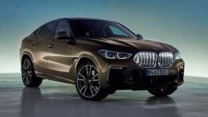 Uusi BMW X6 SUV: Kaikki mitä sinun tulee tietää