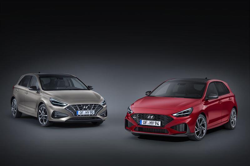 Tyylikkäämpi, turvallisempi ja taloudellisempi uusi Hyundai i30