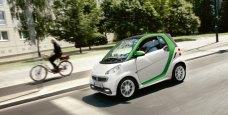 Smart ForTwo E-Drive
