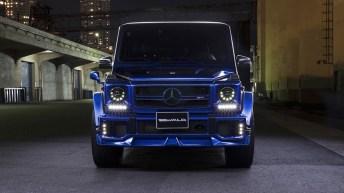 Mercedes-AMG-G-63-by-Wald-1