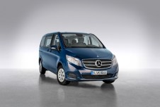 V-Klasse Neuheiten zur 67. Internationalen Automobilausstellung (IAA): Mercedes-Benz V-Klasse erfolgreicher und attraktiver denn je
