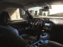 Nissan Juke MY18 Interior - Blue