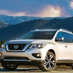 2017 Nissan Pathfinder New Car Review Autotrader