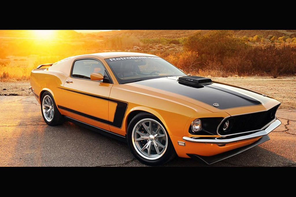 You Can Get a New Ford Mustang With an Old Design - Autotrader on New Get Design  id=98339