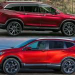 2019 Honda Pilot Vs 2019 Honda Cr V What S The Difference Autotrader