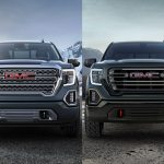 2019 Gmc Sierra Denali Vs 2019 Sierra At4 What S The Difference Autotrader