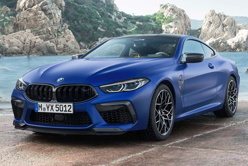 We finally get a bmw m8 production car and it's a day that enthusiasts have long been waiting for. 2020 Bmw M8 Review Autotrader