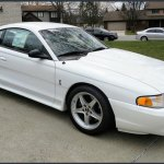 Autotrader Find 1995 Ford Mustang Cobra R With 187 Miles Autotrader