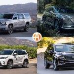 7 Best Used 3 Row Suvs Under 30 000 Autotrader