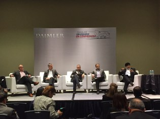 Daimler realiza Junta Nacional 2016 con su red de distribuidores