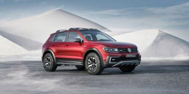 Volkswagen realiza el estreno mundial de Tiguan GTE Active Concept